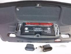 Обшивка крышки багажника. BMW 7-Series, E66, E65 Двигатель N62