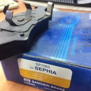 Колодка тормозная. Kia Sephia