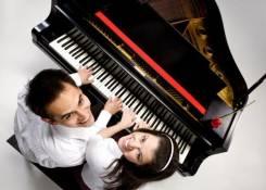 Подарочный сертификат на уроки фортепиано для ваших любимых!
