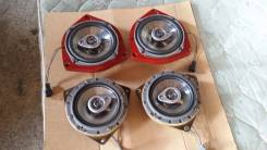 Динамики Carrozzeria Pioneer TS-179A и TS-169A + поддиумы GX, JZX100