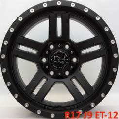 Black Rhino. 9.0x17, 6x139.70, ET-12, ЦО 110,1мм.