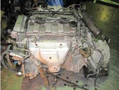 Двигатель + КПП Mazda