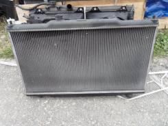 Радиатор охлаждения двигателя. Honda CR-V, RD7 Двигатель K24A