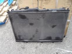 Радиатор охлаждения двигателя. Honda Odyssey, RA1 Двигатель F22B