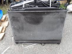 Радиатор охлаждения двигателя. Honda Stepwgn, RF3 Двигатель K20A