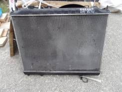 Радиатор охлаждения двигателя. Nissan Elgrand, E51 Двигатель VQ35DE