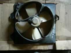 Мотор вентилятора охлаждения. Toyota Corona Premio, AT210 Двигатель 4AFE