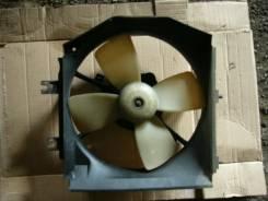 Мотор вентилятора охлаждения. Mazda Familia, BJ5P Двигатель ZL