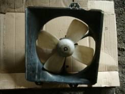 Мотор вентилятора охлаждения. Toyota Carina, AT211 Двигатель 7AFE