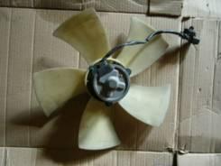 Мотор вентилятора охлаждения. Honda Odyssey, RA6 Двигатель F23A