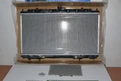 Радиатор охлаждения двигателя. Nissan: Bluebird Sylphy, Sunny, Primera, Almera, AD, Wingroad Двигатели: QG18DE, QR20DD, QG15DE, QG13DE, QG18DD, QG16DE...