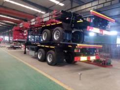 Cimc. Сортиментовоз- Лесовоз 45 тонн. Балансир., 45 000 кг.