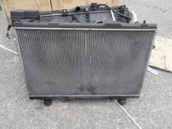 Радиатор охлаждения двигателя. Toyota Gaia, ACM10 Двигатель 1AZFSE