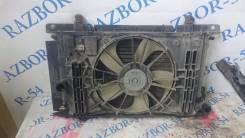 Радиатор охлаждения двигателя. Toyota Corolla, ADE150, ZZE150, NDE150, NRE150