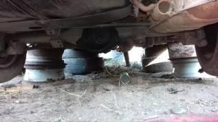 Мост. Toyota Sprinter Carib, AE95, AE95G Двигатель 4AFE