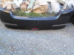 Бампер задний Nissan Teana 2011год J32 в сборе черный