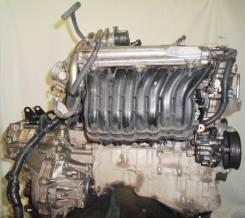Двигатель. Toyota Gaia, ACM10 Двигатель 1AZFSE