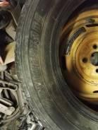 Bridgestone Blizzak MZ-01. Зимние, без шипов, износ: 50%, 2 шт