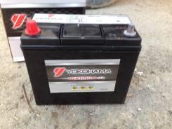 Yokohama Batteries. 55А.ч., Обратная (левое), производство Япония