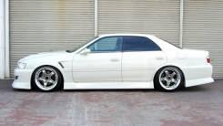 Обвес кузова аэродинамический. Toyota Chaser, GX100, LX100, JZX100. Под заказ