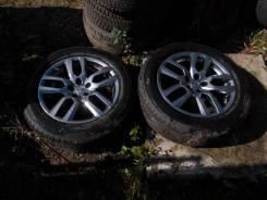 Оригинальные литые диски Lexus NX 200 Yokohama BluEarth 225/60/18. 7.5x18 5x114.30 ET-35