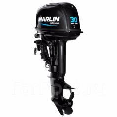 Marlin. 30,00л.с., 2-тактный, бензиновый, нога S (381 мм), Год: 2018 год