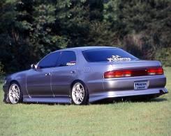 Накладка декоративная. Toyota Cresta, JZX90, LX90, SX90, GX90. Под заказ