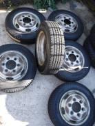 Bridgestone Blizzak W969. Зимние, без шипов, 2015 год, износ: 5%, 6 шт