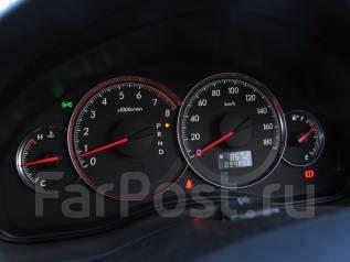 Панель приборов. Subaru Legacy, BP, BL