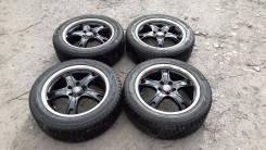 Хорошие колеса на зиму! Цена за комплект с дисками!. 7.5x18 5x114.30 ET45