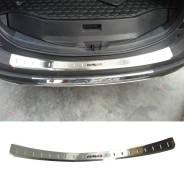 Накладка на бампер. Toyota RAV4. Под заказ