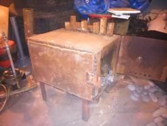 Печка с тепловыми конвекционными трубками