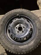 Bridgestone Ice Cruiser 5000. Зимние, шипованные, 2012 год, износ: 20%, 4 шт