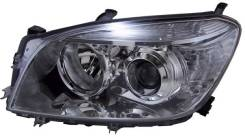 Оптика (фары) линза Toyota Rav4 2005-2007