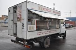ЗИЛ 5301 Бычок. Автолавка на базе ЗИЛ Бычок для торговли мясной продукцией, 4 750 куб. см., 3 000 кг.