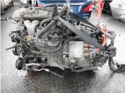 Двигатель в сборе. Toyota Prius, NHW11 Двигатель 1NZFXE