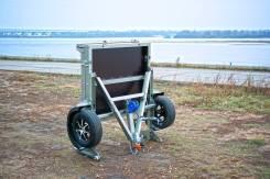 Продам прицеп бортовой складной для квадроцикла мототехники и прочего. Г/п: 550кг., масса: 160кг.