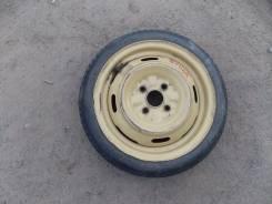 Колесо запасное. Nissan Tiida, C11