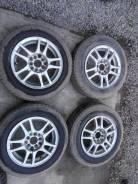 RAYS Sebring. 6.0x14, 5x100.00, 5x114.30, ET40, ЦО 74,0мм.