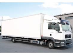MAN TGL. 12.250, 2011г, кузов фургон, длина 9.3 м, без пробега по РФ, 6 871 куб. см., 7 000 кг. Под заказ