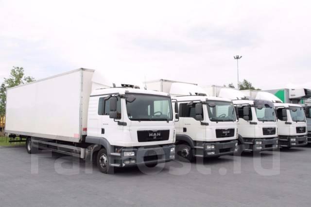 MAN TGL. 12.250, 2011г, кузов фургон, длина 9.3 м, без пробега по РФ, 6 871куб. см., 7 000кг. Под заказ
