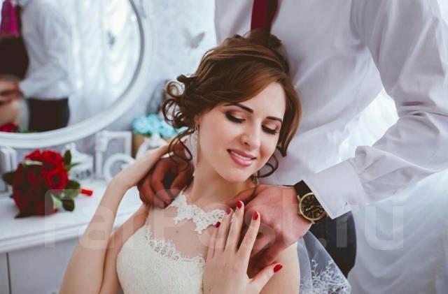 Утренние сборы невесты в фотостудии Kremma !