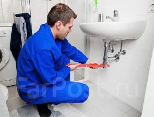Сантехник, ремонт и замена титанов, смесителей, душ. кабины, пропилен и т. д
