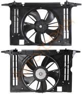 Диффузор радиатора в сборе TOYOTA COROLLA #ZE15# 06-13/ N#E180/ZRE18# 13-