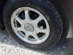 Резина 195/65R15 Bridgestone. x15 5x114.30