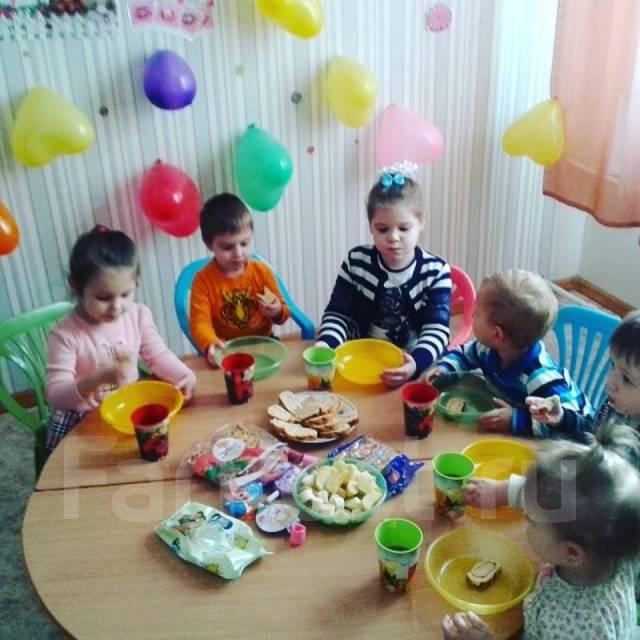 """Частный детский сад """" Улыбка"""" НА ДОС 5. ост. Портовая"""