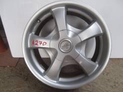Bridgestone Alpha. 7.0x16, 5x100.00, 5x114.30, ET35, ЦО 72,0мм.