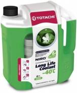 Антифриз TOTACHI NIRO LLC GREEN -40°C Гибридн. 2л