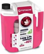 Антифриз TOTACHI NIRO LLC RED -40°C Гибридн. 2л