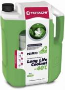 Антифриз TOTACHI NIRO LLC GREEN -40°C Гибридн. 4л